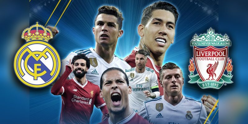 Pronostico Real Madrid-Liverpool 26 Maggio: Finale Di Champions League